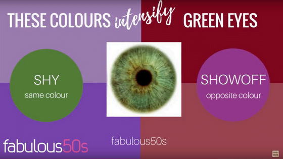 How to Make Your Eyes Pop With Color!