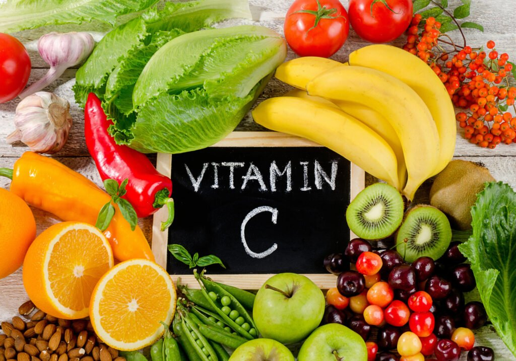 Anti-aging food and supplements for clear youthful skin