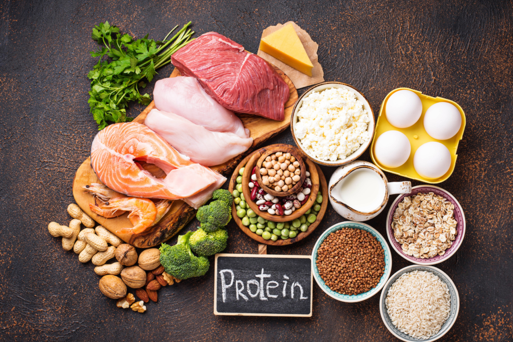 How Much Protein Should I have A Day Women Over 50?