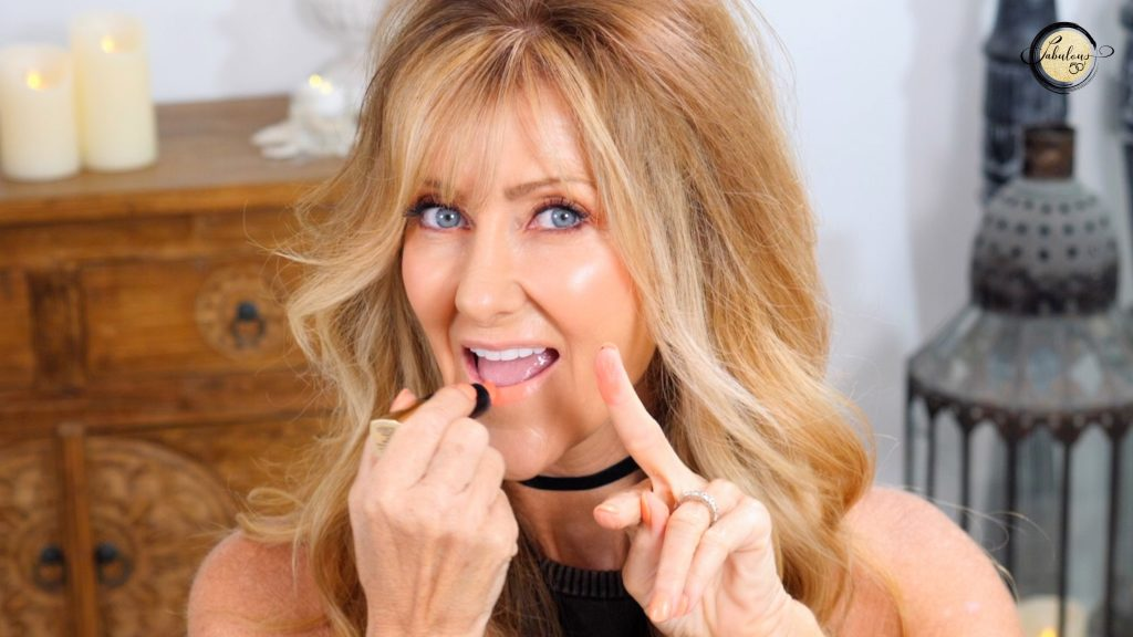 How To Cover Lip Wrinkles Over 50