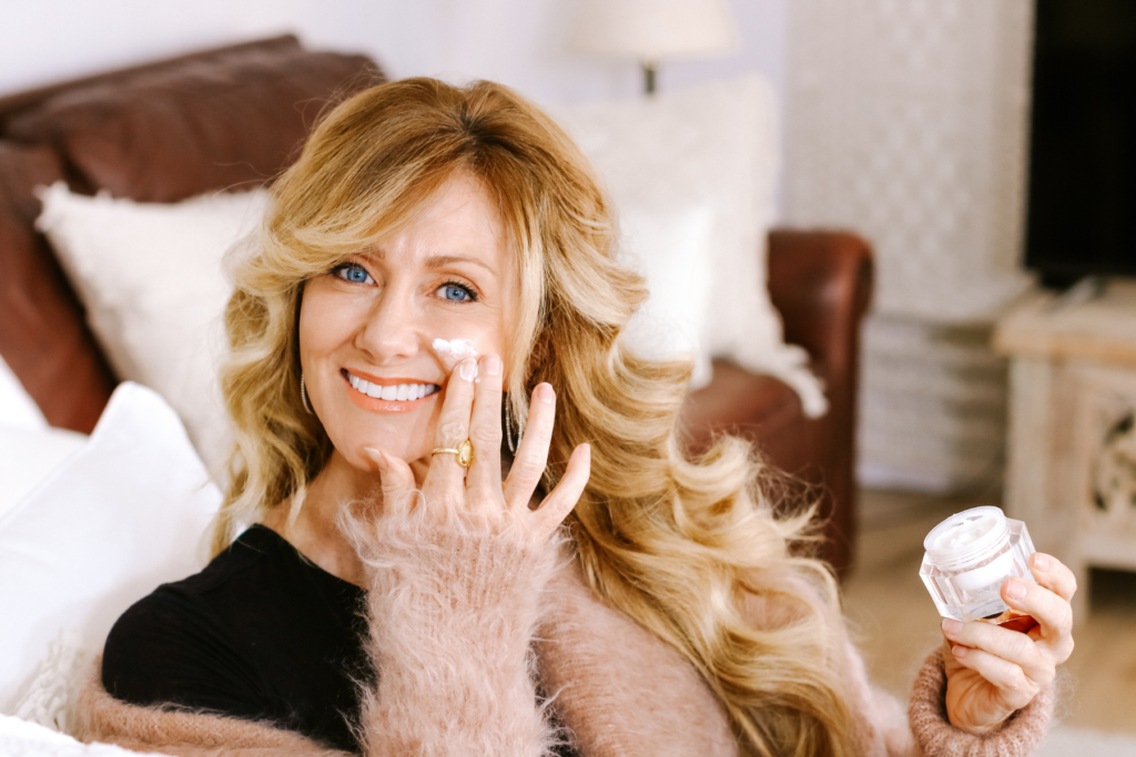 How To Keep Your Skin Looking Young And Healthy: Women Over 50