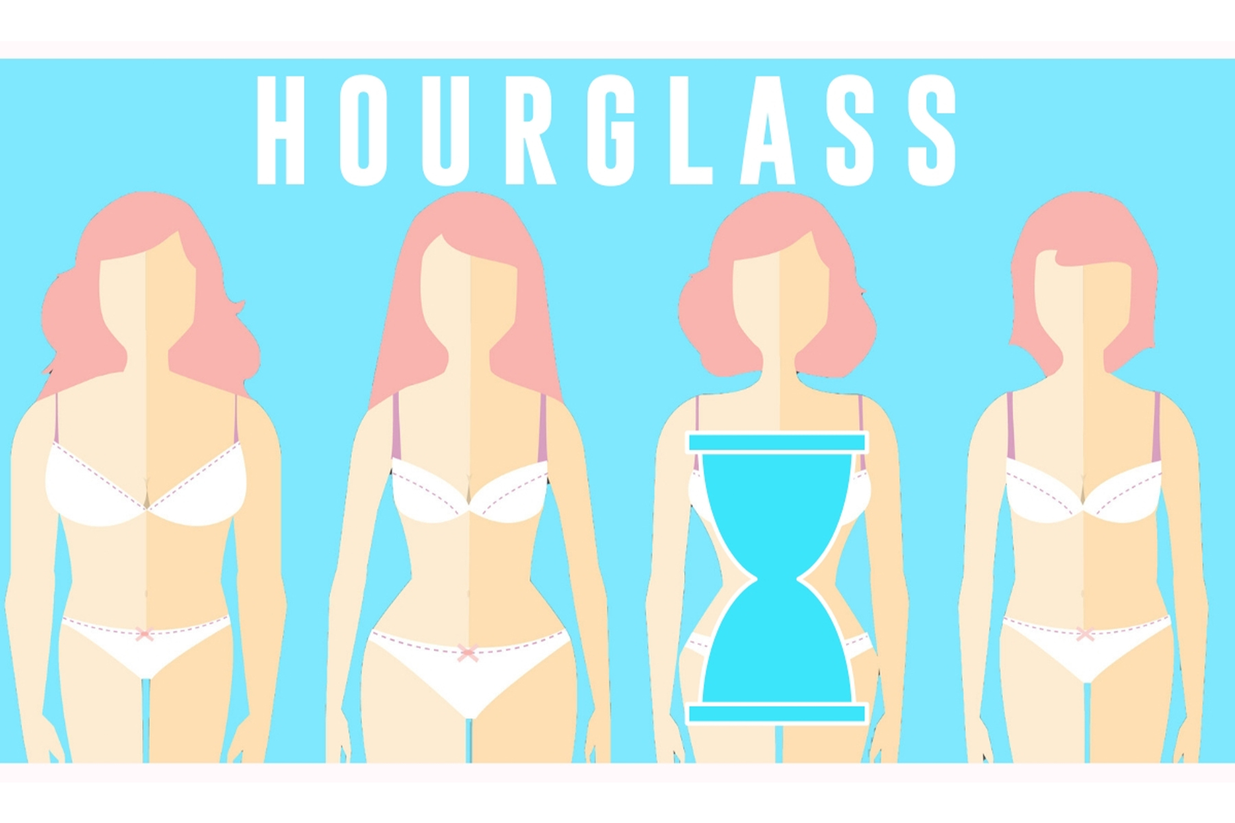 BODY TYPE: How To Dress For An Hourglass Body Type