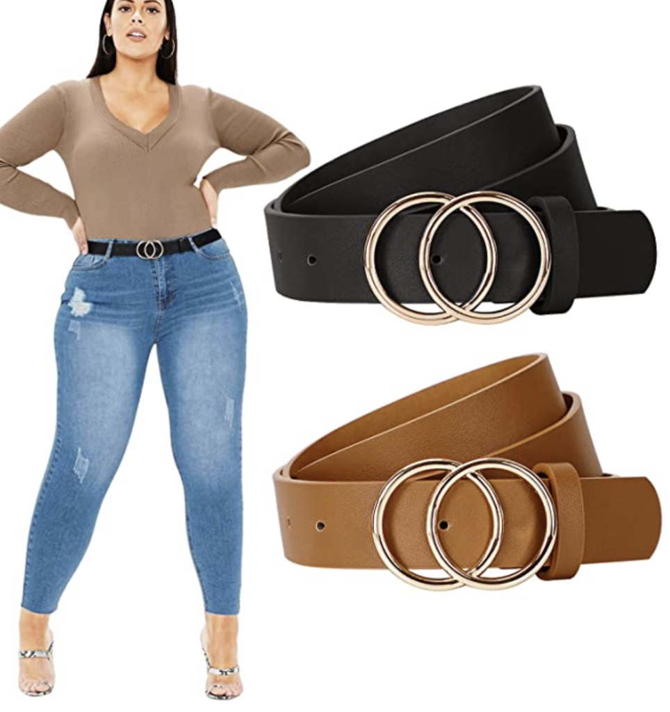 BODY TYPE: How To Dress For An Apple Body Type