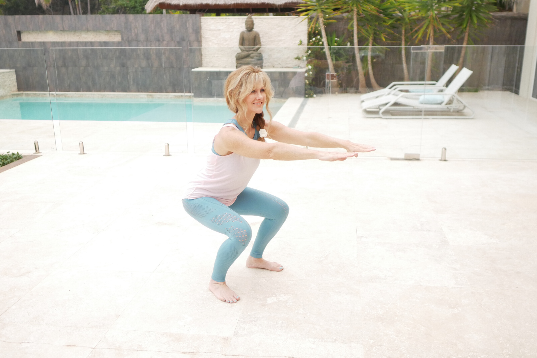 HOW TO SQUAT – Exercise For Women Over 50