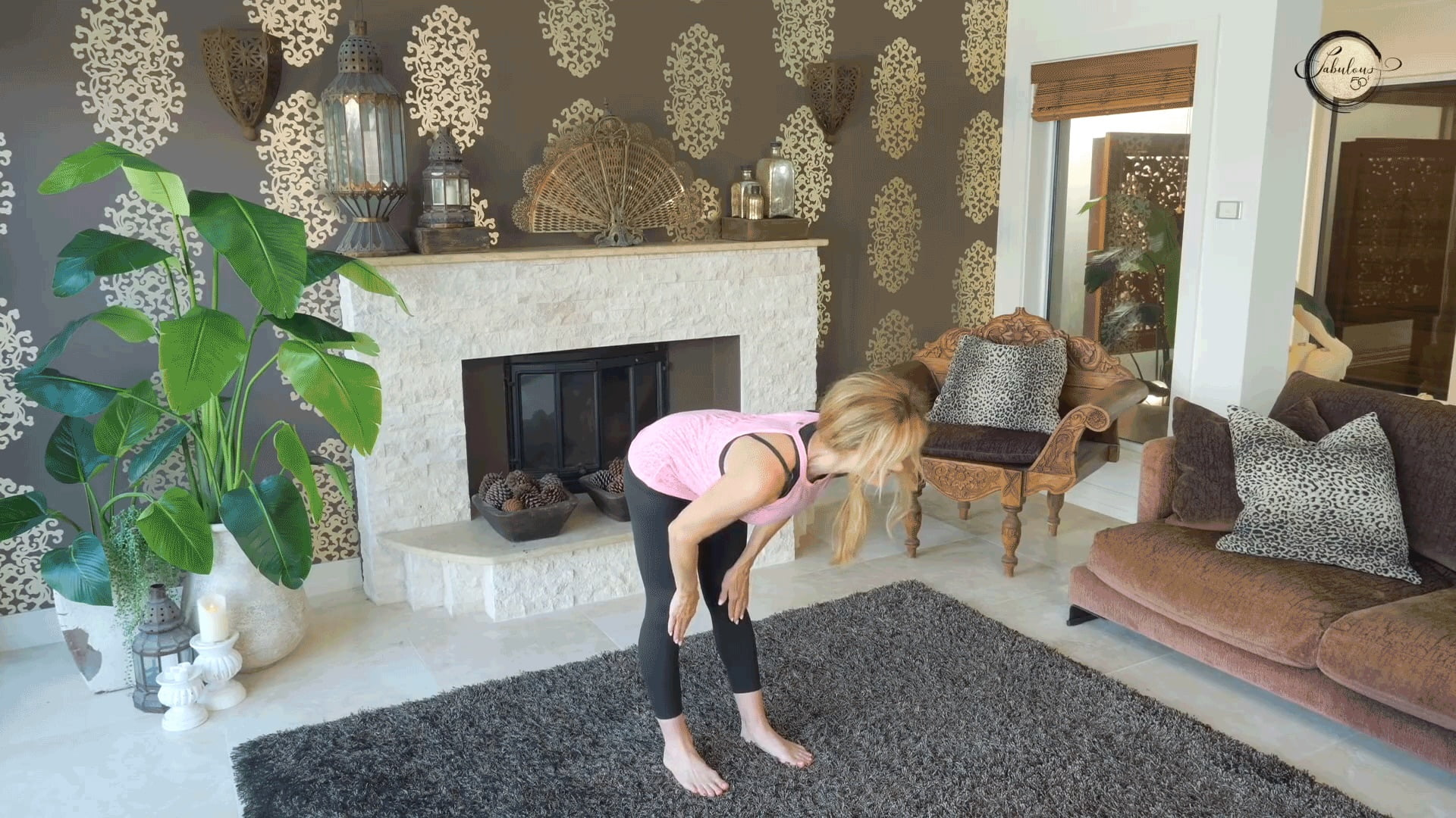 5 Minute Daily Stretch for Women Over 50