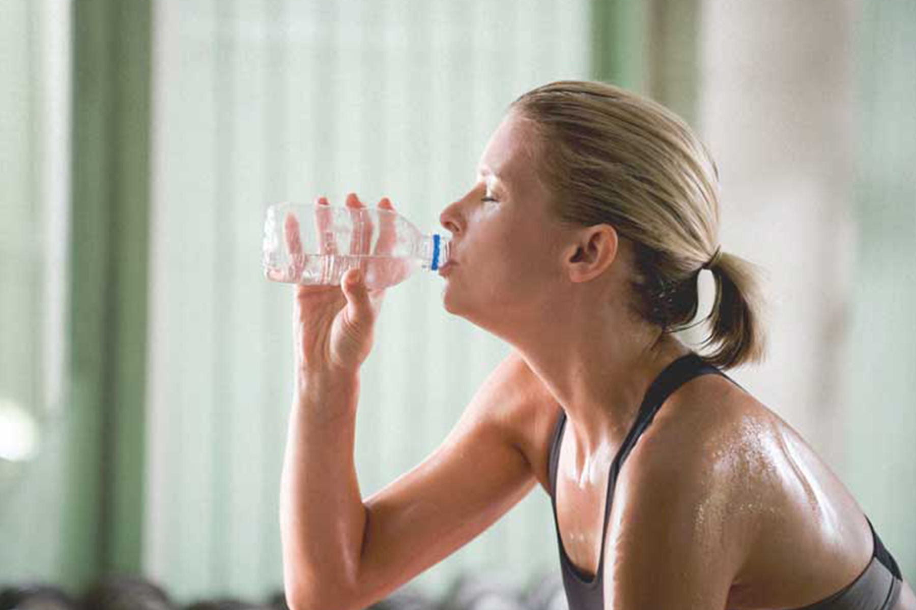 How Sweating Is Vital For Healthy Ageing