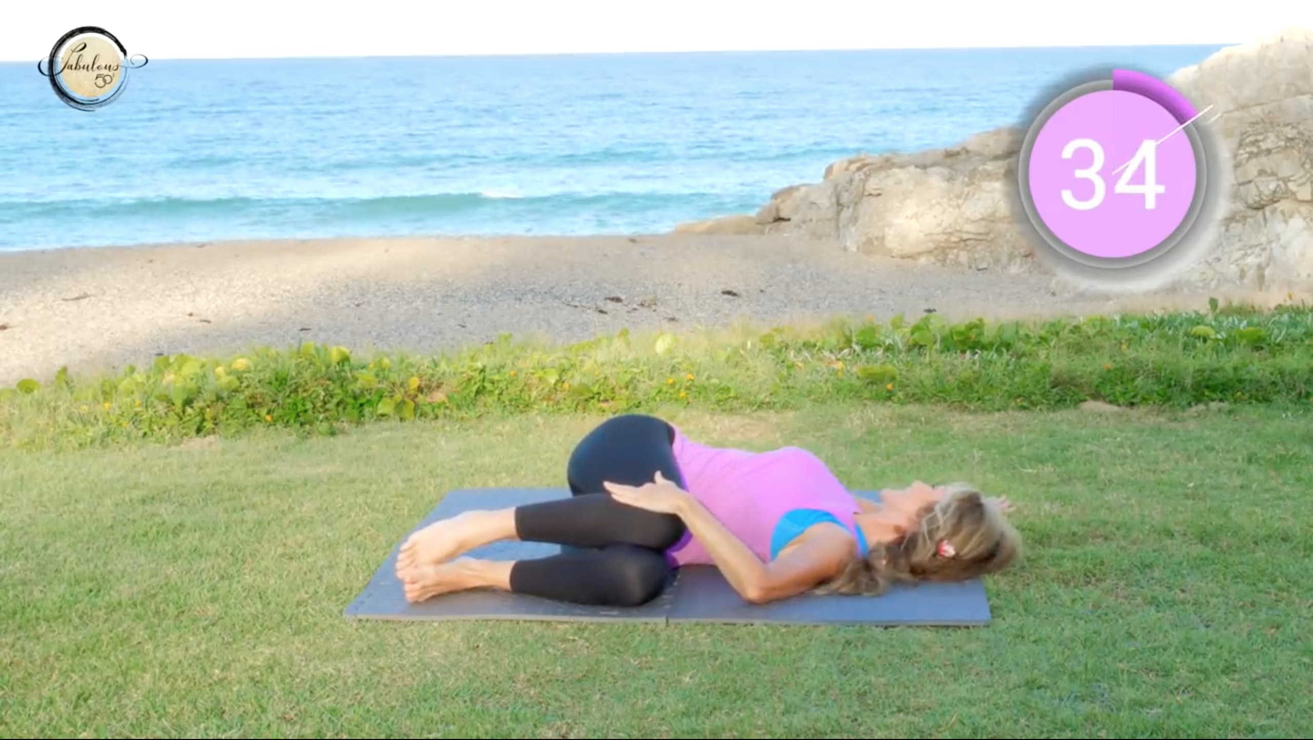 10 Minute AB Workout For Women Over 50
