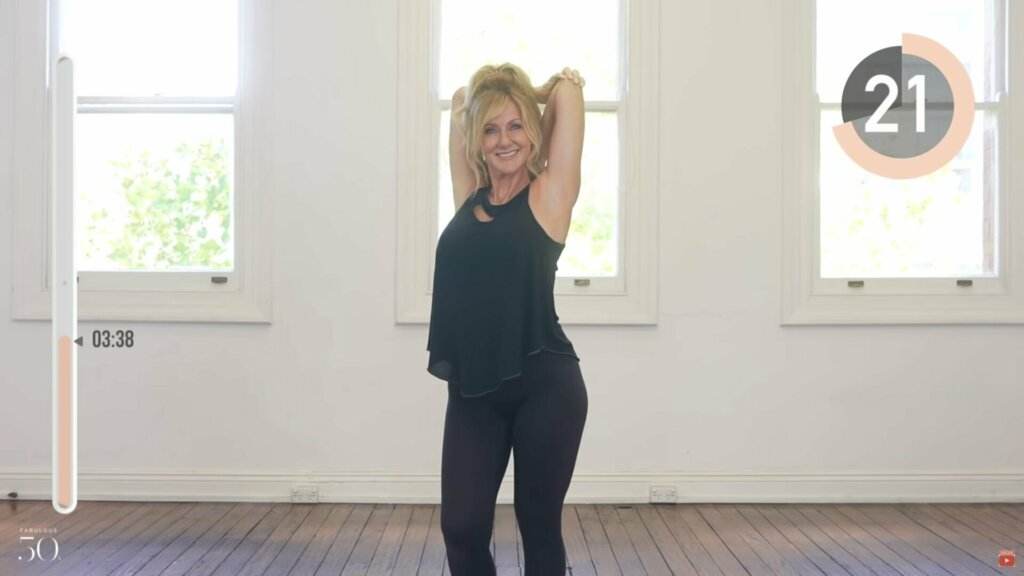 10 Minute Full Body Stretch For Tight Muscles And Flexibility!